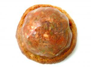 Empanada transparente receta