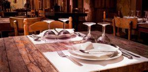 Coste materia prima restaurante
