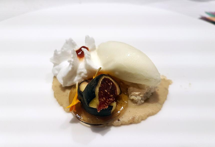 Restaurante Spoonik mole blanco