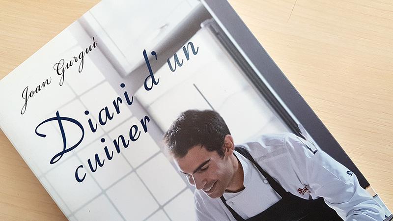 Libro de cocina Diari d'un cuiner