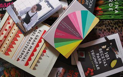 Los mejores libros de cocina para este Sant Jordi