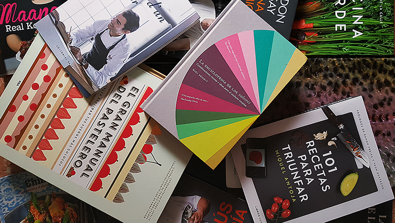 Los mejores libros de cocina para este sant jordi el for Los mejores libros de cocina