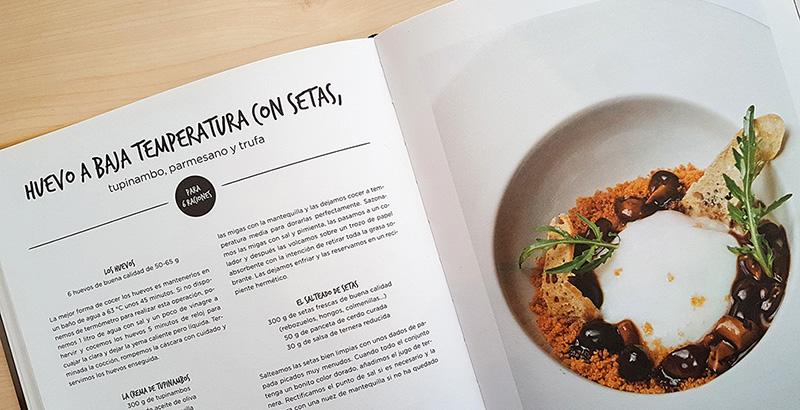 Libro de cocina Tens