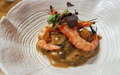 Camarasa, un restaurante sorprendente dentro de l'Illa Diagonal