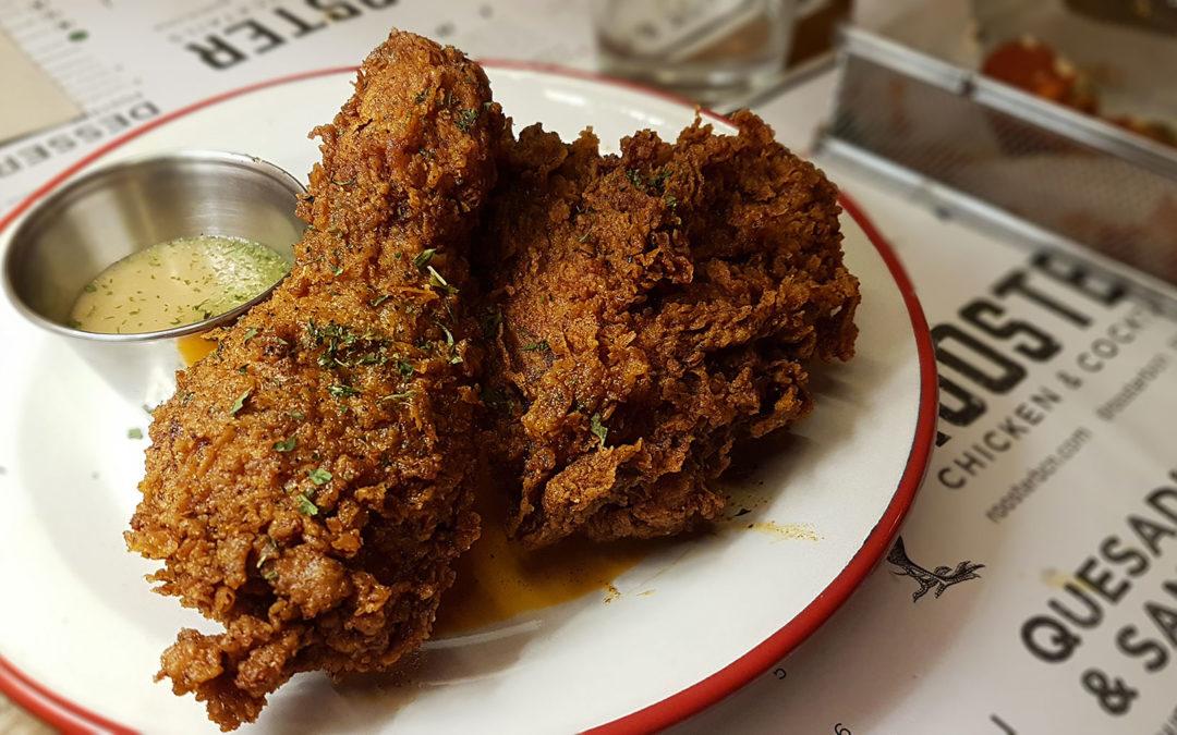 Rooster, cocina filipina y el mejor fried chicken