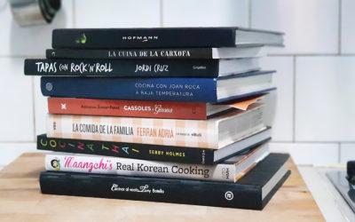 Los mejores libros de cocina para regalar estas navidades