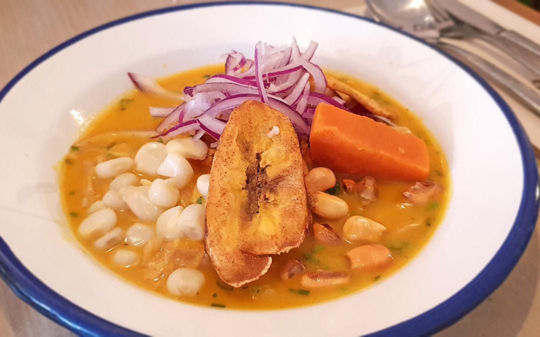 Santa Clara, el restaurante peruano de L'Hospitalet