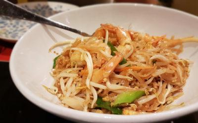 Thai Spicy y el mejor pad thai de Barcelona