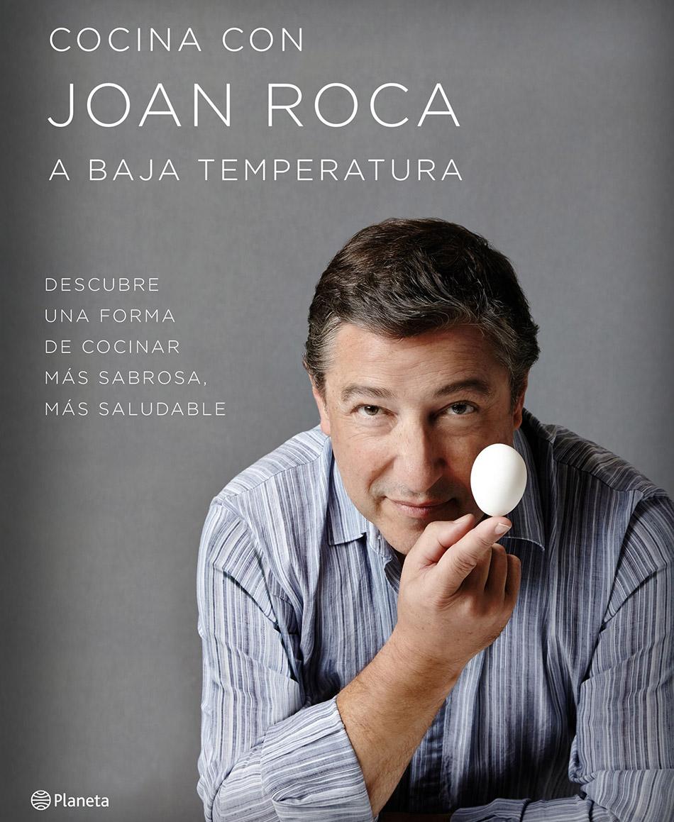Libro de cocina Cocina con Joan Roca