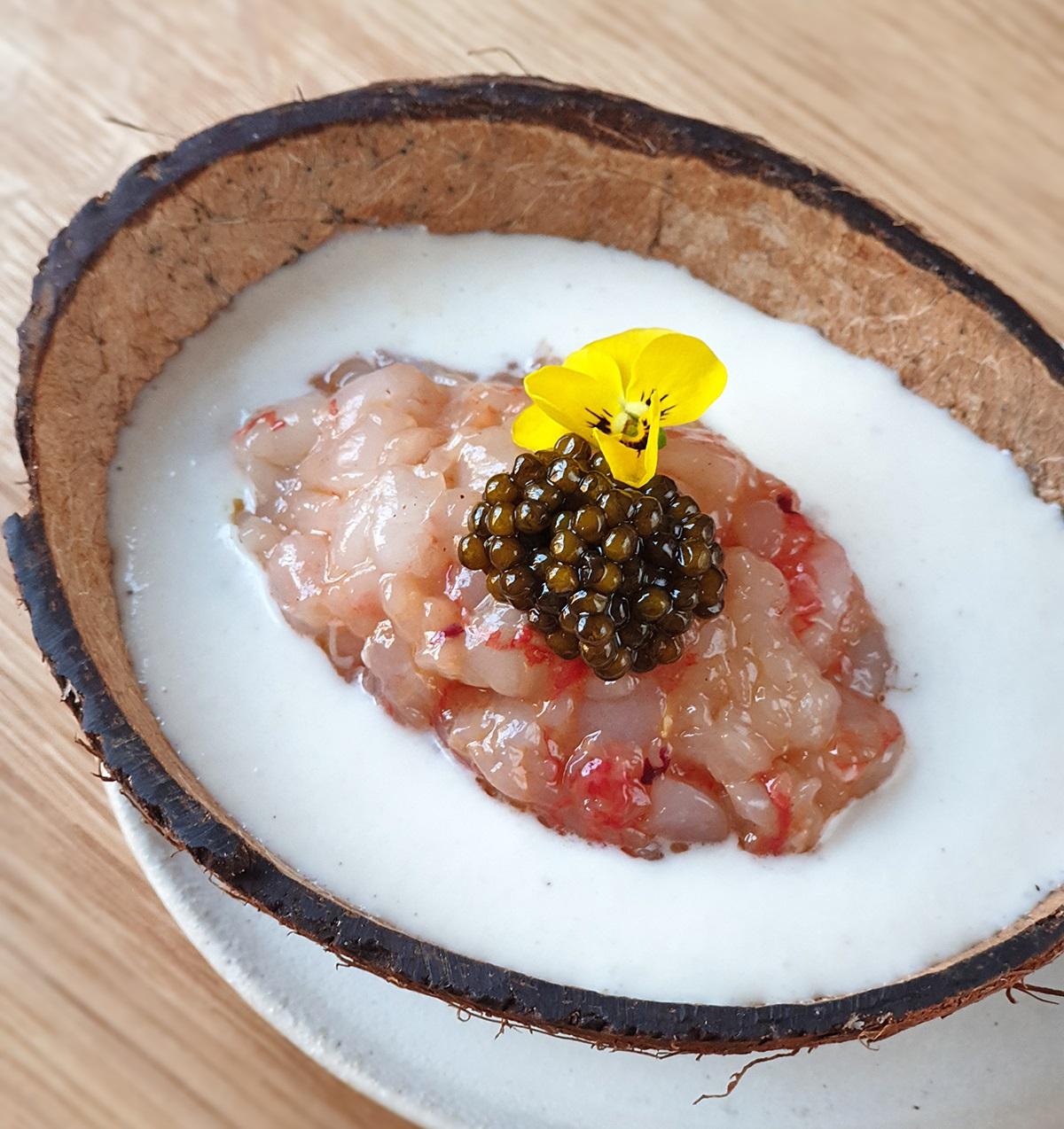 mejor receta caviar