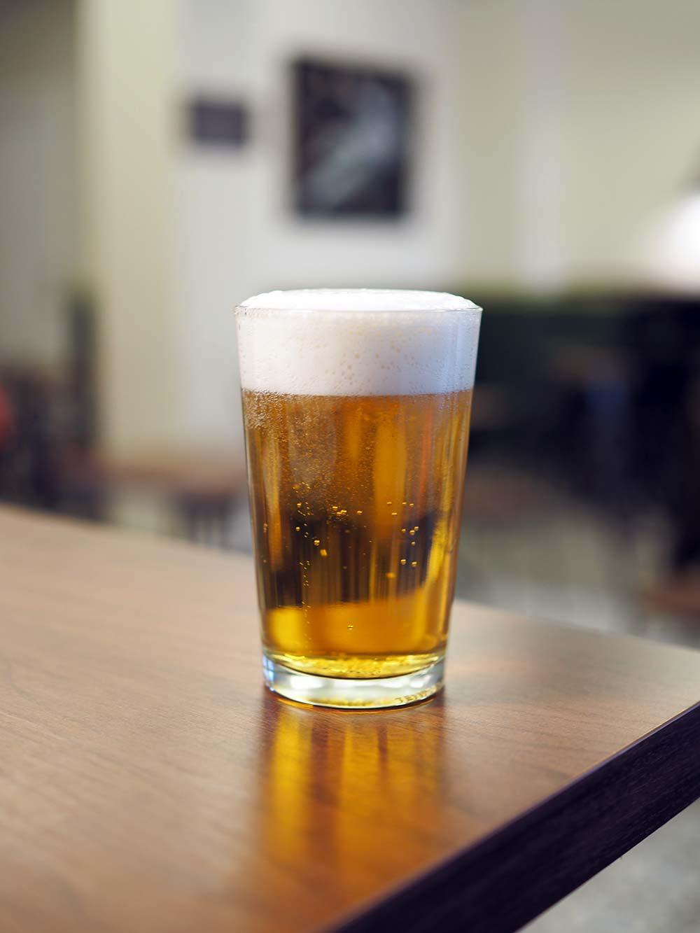 Restaurante La Mar de la Tranquilitat tapas Sant Boi cerveza