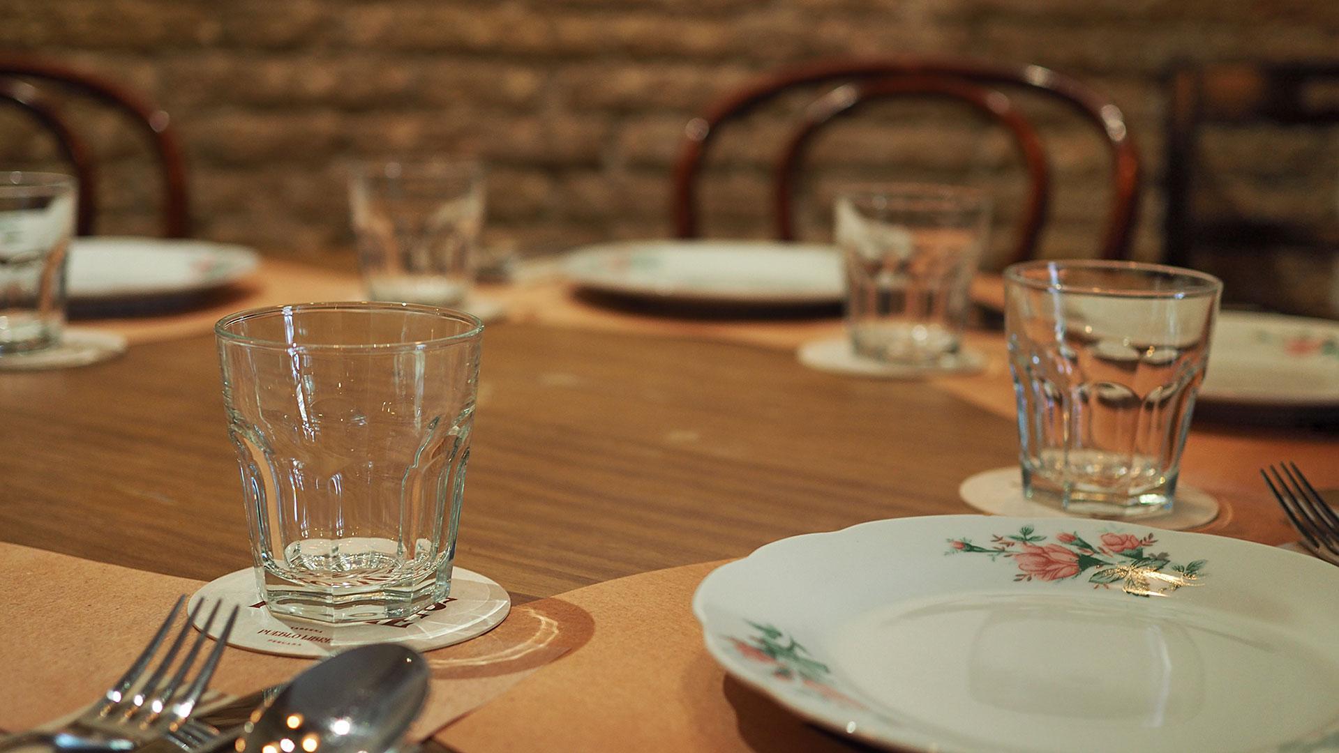 Taberna Pueblo Libre restaurante peruano Barcelona
